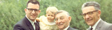 Four Generations - James Roy to Sharla Chittick